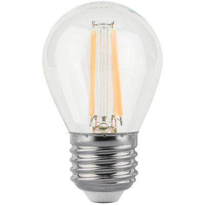 Лампа Gauss LED Filament Шар Е27 9 Вт 4100К