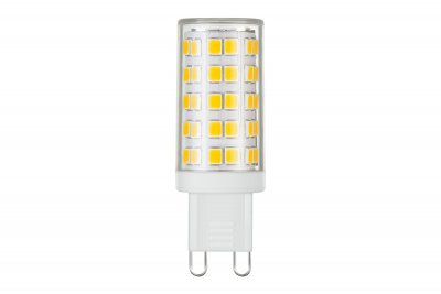 Лампа Gauss LED G9  220-240V 5W 520lm 4100K  Керамика